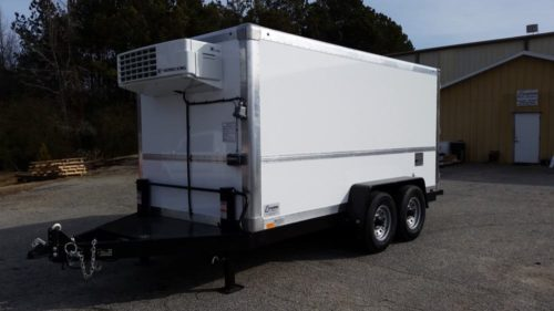 Light Weight - Insulated Trailer