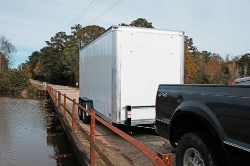 Heavy Duty - Insulated Trailer